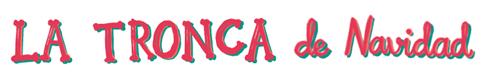 La Tronca de Navidad Logo